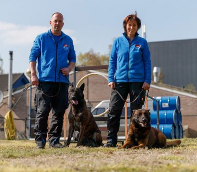 K9 Group Holland In The Dutch Newspapers